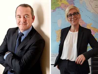 Giti appoints European sales and marketing directors
