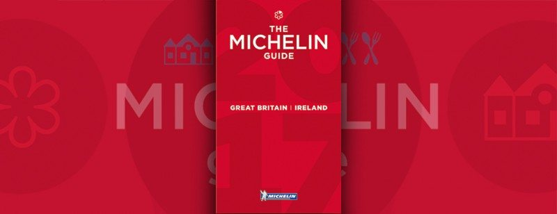 Michelin serves up Guide Great Britain & Ireland 2017