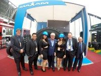 Maxam makes 'great impact' at Expomina in Lima, Peru