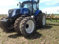 The standard dual tyres were said to increase soil compaction and cause rutting between the tyres