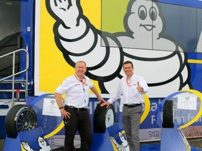Michelin remains WRC official tyre for 3 more years