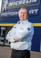 Pascal Couasnon, director of Michelin Motorsport