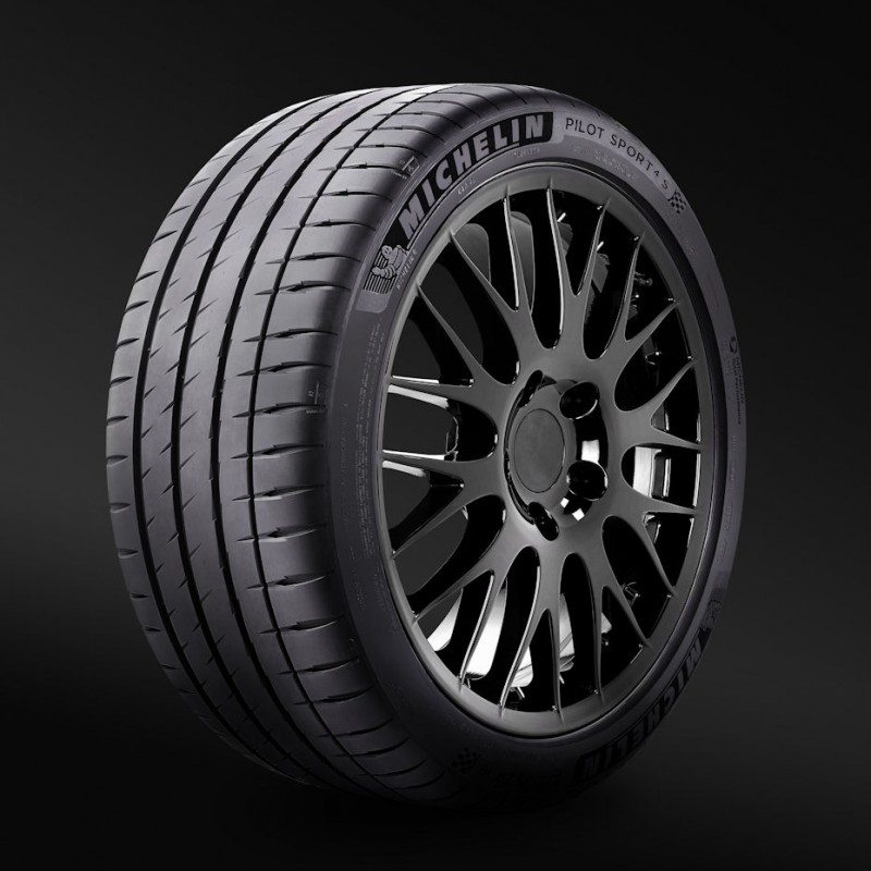 January 2017 launch for Michelin Pilot Sport 4 S