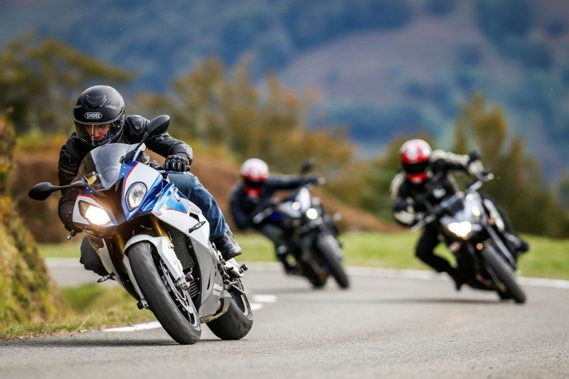 "Michelin says it is targeting ""the most discerning riders"" with its Power RS"