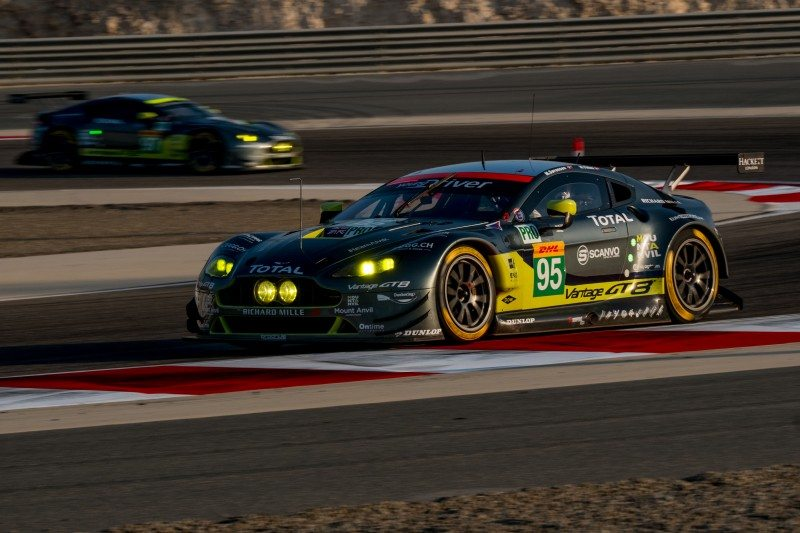 Nicki Thiim and Marco Sørensen won the FIA World Endurance Cup for GT Drivers