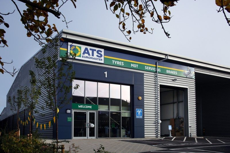 ATS Euromaster has invested £315,000 in its new Bracknell centre