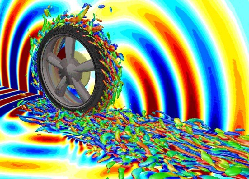 Yokohama Rubber aeroacoustic simulation technology wins research project award