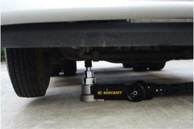 Rodcraft launches hydraulic jacks for heavy vehicle maintenance