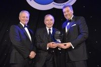 NTDA honours 'legend' Sir Tom Farmer with chairman's award
