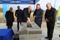 VMI breaks ground on Poland plant