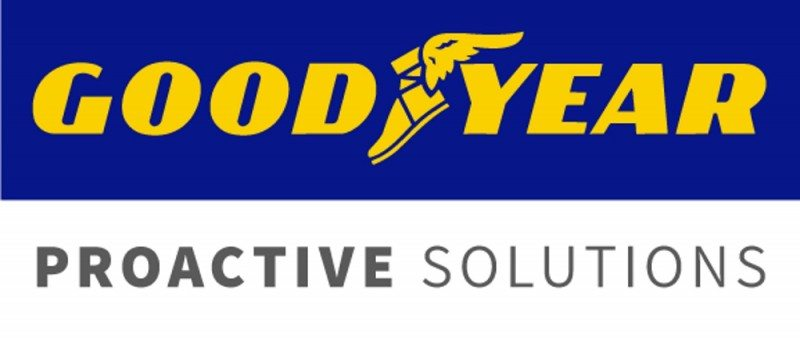 Goodyear Proactive Solutions is a connected vehicle-to-fleet, real time operations management solution that goes beyond the fleet services Goodyear currently offers by taking data and using it to predict and solve problems within a fleet before they occur