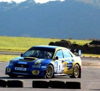 Kumho-shod Fowden crowned Welsh Tarmac Champion for record 4th time