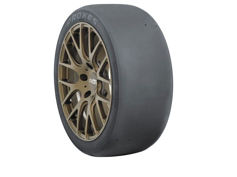 Toyo RS1 full slick competition tyre