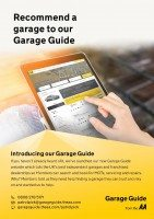 AA Garage Guide enlists patrols to pick best local garages