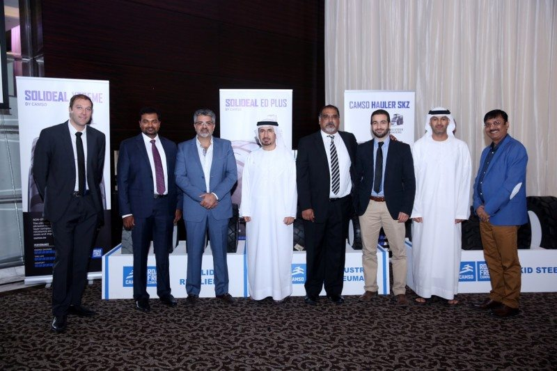 Al Saeedi Group held a meeting with its Camso customers at the end of October