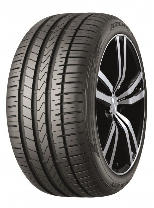 The Falken Azenis FK510 size range has been expanded with 19 dimensions of the new SUV variant