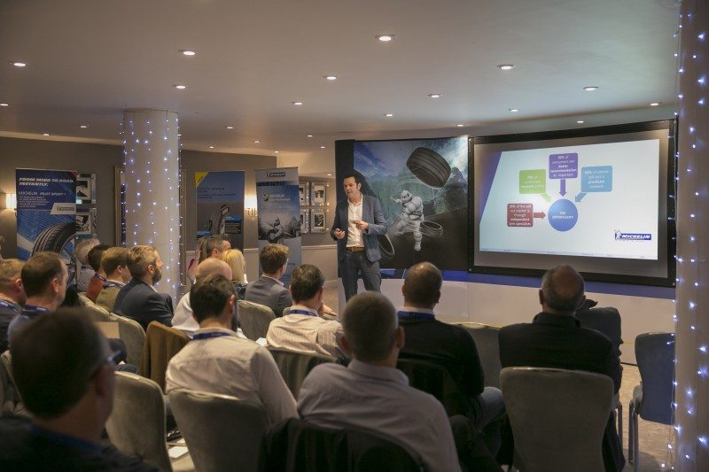 Michelin Auto Professional annual conference explores online opportunities