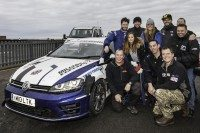 Toyo supports Mission Motorsport, Sir Chris Hoy at Anglesey Race of Remembrance