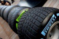 Pirelli displays 2017 F1 tyre full range in Abu Dhabi