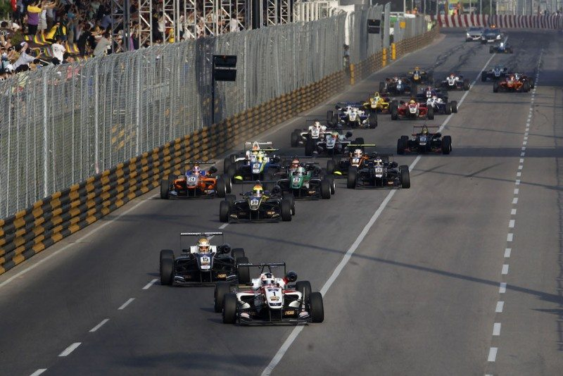 Pirelli will supply the FIA Formula 3 World Cup at the Macau grand prix for the first time