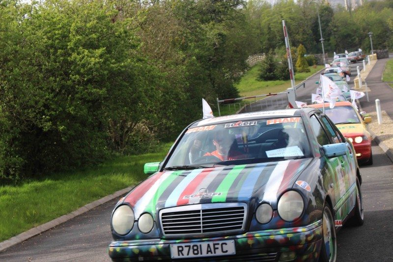 Second Ty Hafan Rainbow Rally to run in April