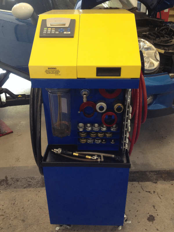 EDT Automotive's engine decontamination machine was made a Top Product in the Professional Motor Mechanic Magazine's 2016 reader poll