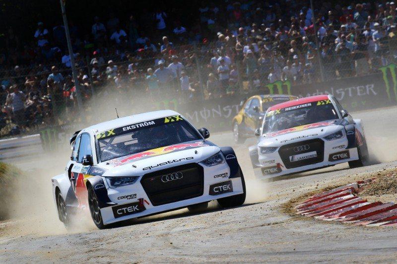 EKS teams' title a highlight in Cooper motorsport year