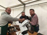 GSF Car Parts cooks up customer event