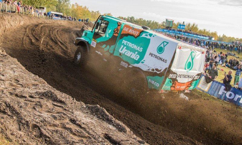 De Rooy to fit Goodyear truck tyres in 2017 Dakar Rally