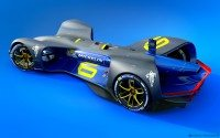 Roborace names Michelin as official tyre partner