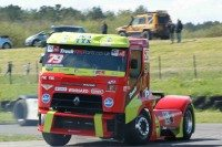 Exol sponsors Rooster in British Truck Racing Championship