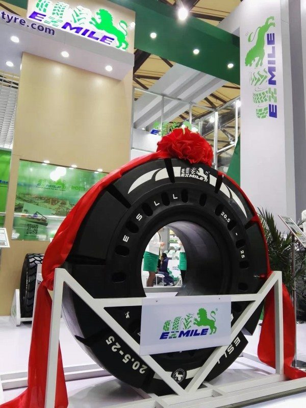 Exmile: Up and coming OE OTR tyre supplier