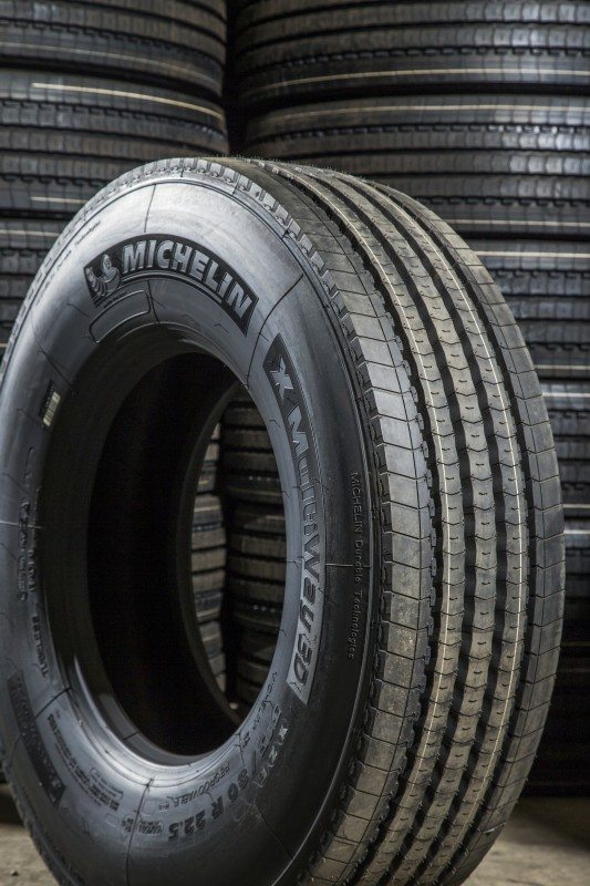 Michelin has accepted 92 valid accidental damage claims on its commercial tyres from more than 54,000 eligible tyres sold on the UK replacement market