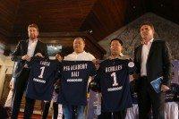 Multistrada celebrates arrival of Paris Saint-Germain Academy in Bali