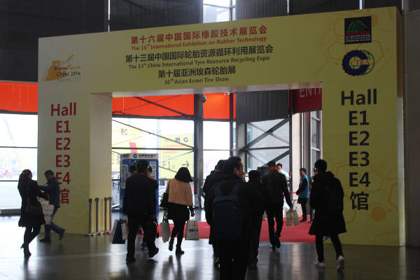 Reifen China 2016 opened its doors at the tail-end of November, running into December on a new Thursday, Friday, Saturday configuration – the same days that Automechanika was running on the other side of Shanghai in a different exhibition venue.