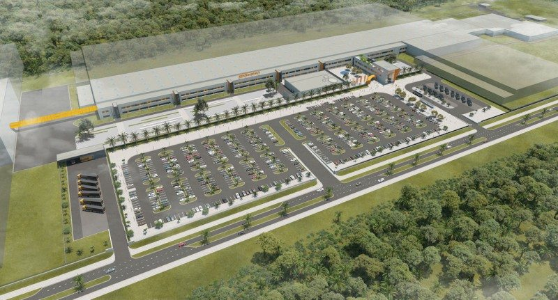 Continental chooses site in Thailand for new APAC region tyre factory