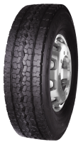 Vacu-Lug's range of light truck and van tyres