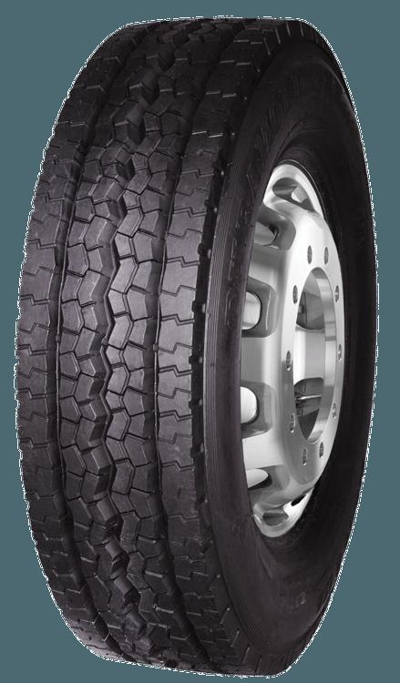 Vacu-Lug's range of light truck and van tyres