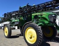 New additions to Alliance row crop tyre ranges