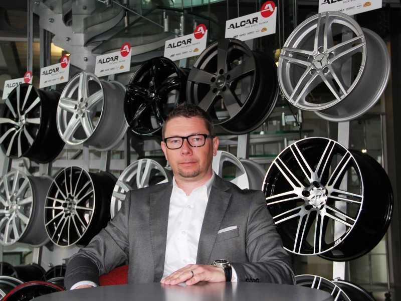 "Alcar Slovakia MD, Pavol Flasik, said he is ""very pleased with the current market situation""."