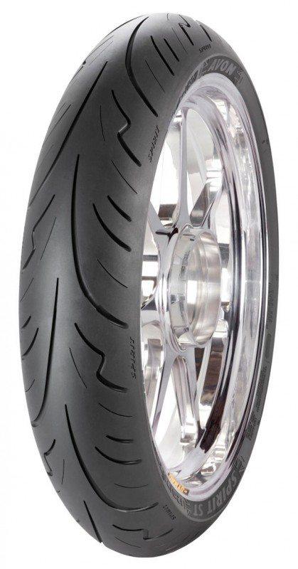 Spirit ST front tyre