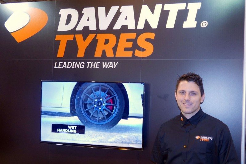 Tomasic is responsible for expanding Davanti's sales in southeast Europe and the Balkan countries
