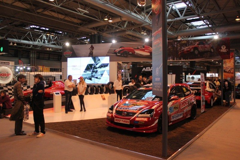 MRF Motorsport Europe's activities have expanded since the operation's launch this time last year