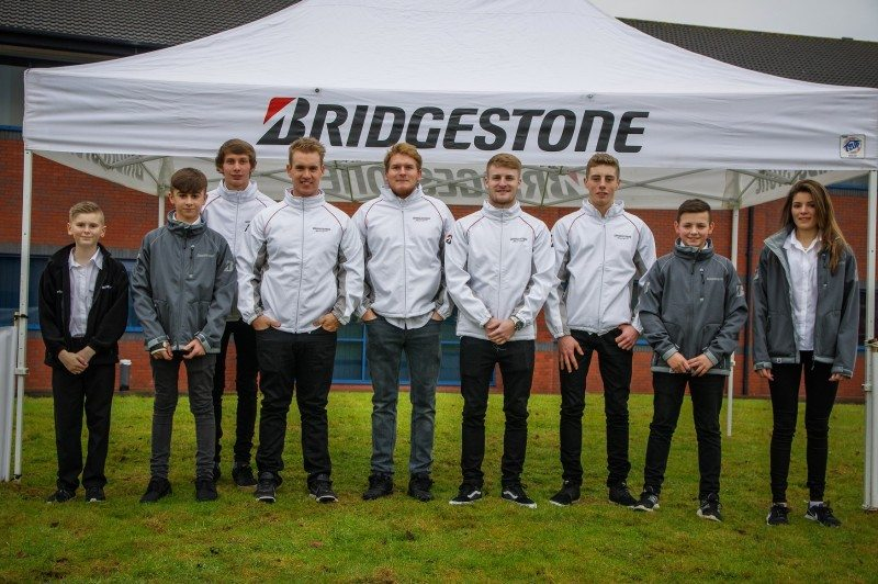 Bridgestone is sponsoring nine riders in this year's BSMA championship
