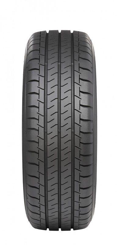 The new Falken van tyre, the Linam VAN01