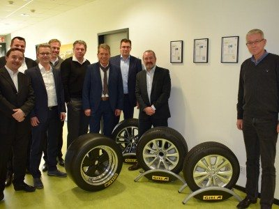 Giti Tire bringing its flagship car tyre brand to Europe