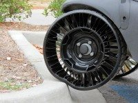 Golf buggies to benefit from Michelin's Tweel technology