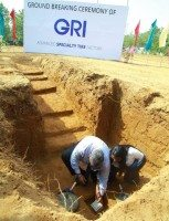 GRI breaks ground on second tyre plant