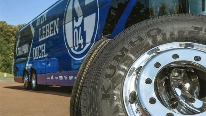 Football: Kumho Tire's Schalke 04 sponsorship extended