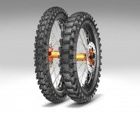 MC 360 front and rear tyres